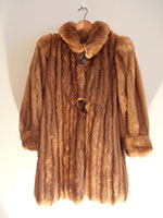 Canadian sable coat