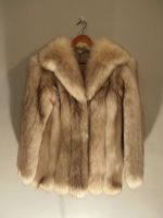 The London Fur Company - Vintage fur coats jackets gilets and wraps