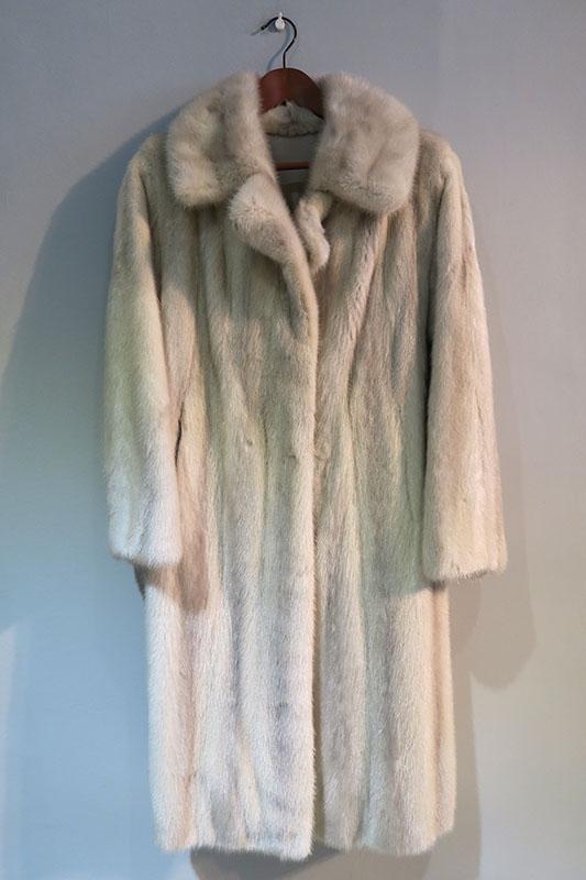 The London Fur Company - Vintage fur coats jackets gilets and wraps